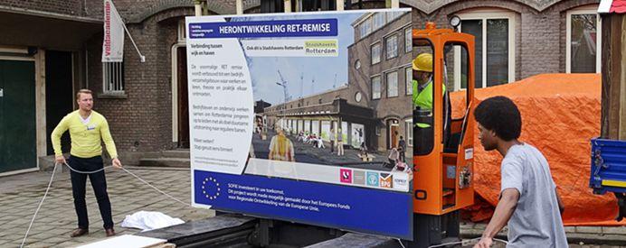 Europees geld voor Nederlandse projecten